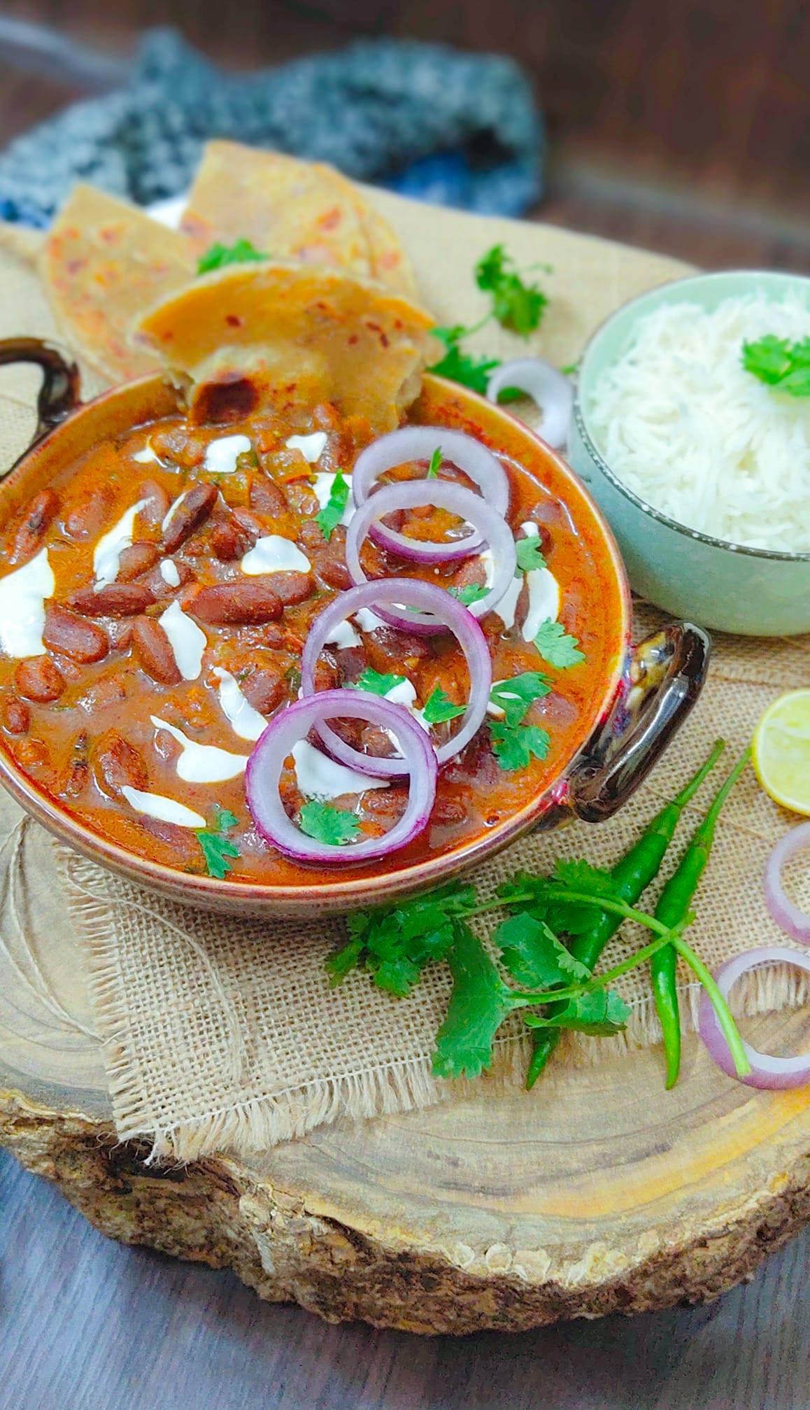 Rajma Masala Recipe