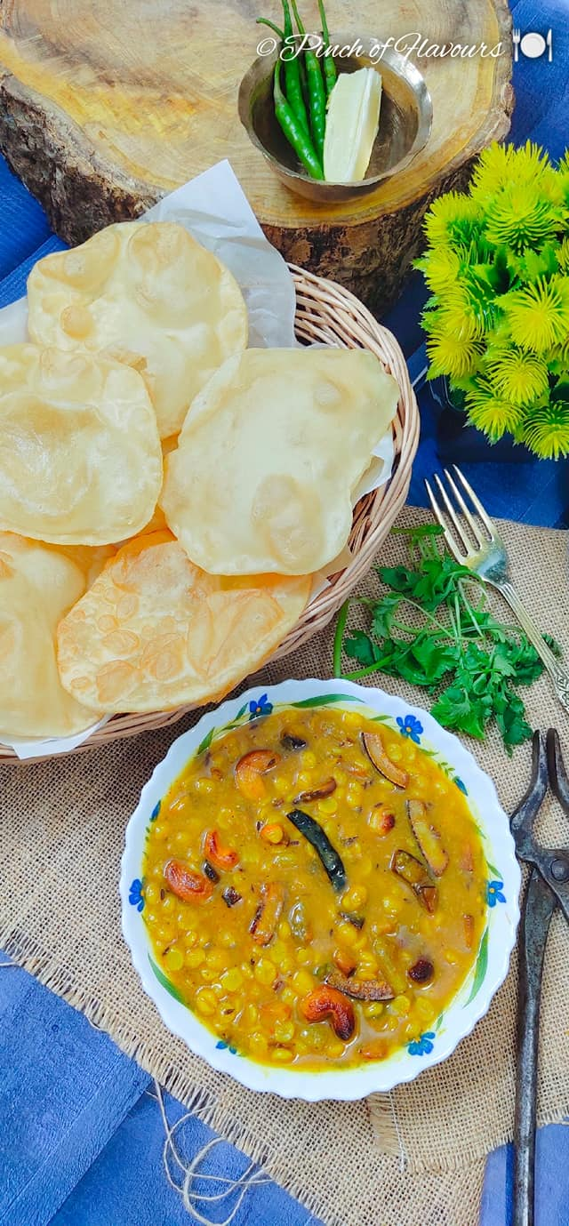 Cholar Dal Recipe