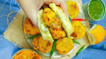 Chicken Vada Pav – Chicken Recipes