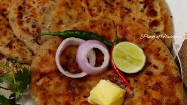 Aloo Cheese Paratha Recipe (Step by Step with Photos)