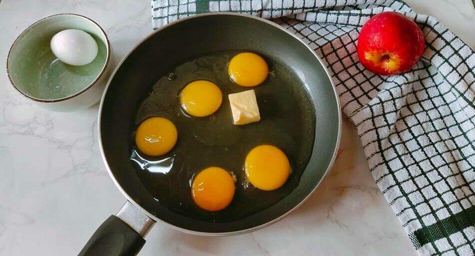 Best scrambled egg toast