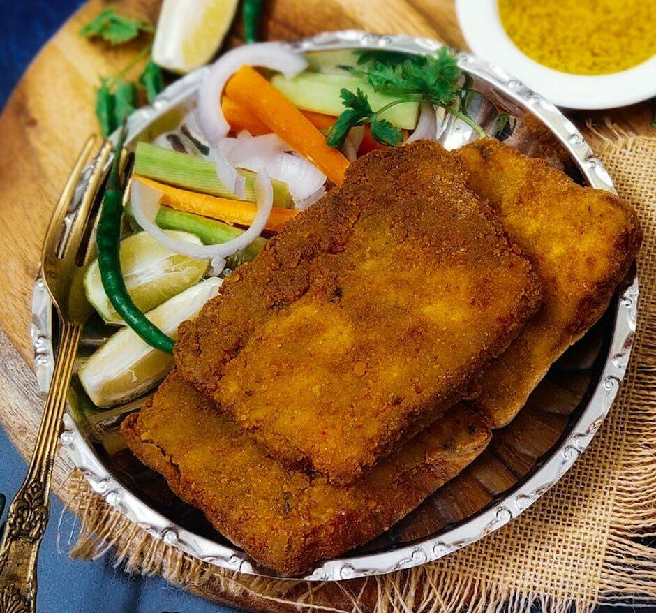 Bengali Fish Fry (Kolkata Style)