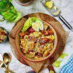 Tandoori Chicken Caesar Salad