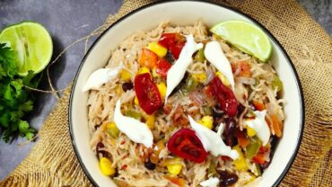 Mexican fiesta rice – Instant Pot Recipe