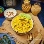 Instant Pot Lemon Rice