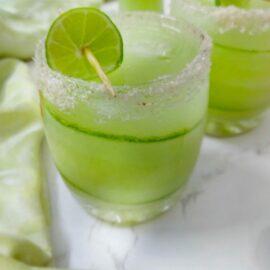 Cucumber Lime Agua Fresca | | Summer Special Juice
