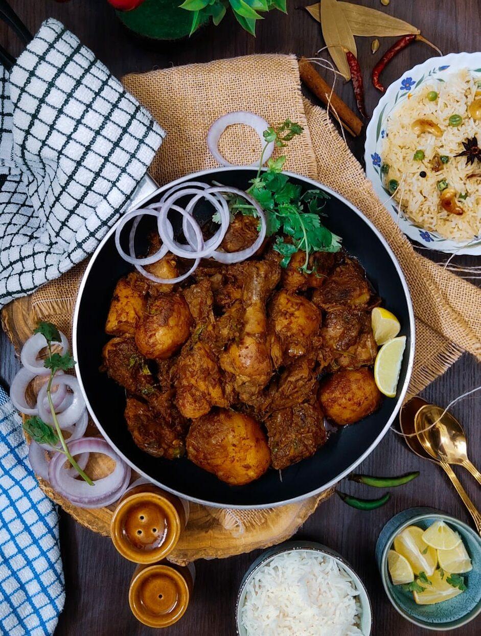 Bengali Bhuna Chicken Masala   Healthy Chicken Recipes