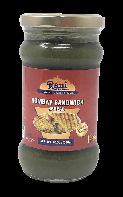 Rani Bombay Sandwich Spread, Mild (Mint & Coriander)